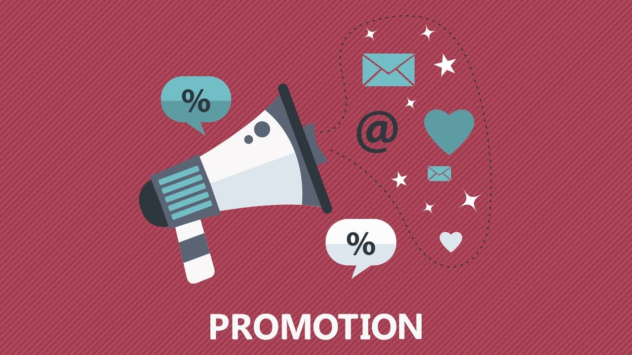 Types of promotion in marketing