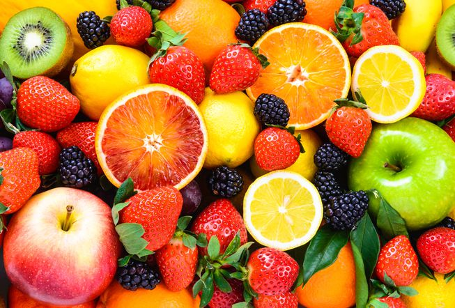 10 fruits that are the highest source of protein