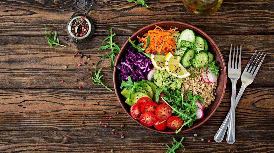 What are the types or levels of vegetarianism?